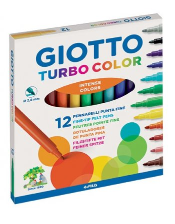 ΜΑΡΚΑΔΟΡΟΣ GIOTTO TURBO MAXI SUPERWASHABLE 12TEM.