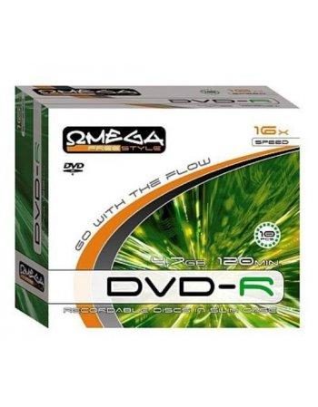 FREESTYLE DVD-R 4,7 GB16x SLIM CASE 10TEM.