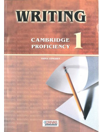 WRITING CAMBRIDGE PROFICIENCY 1