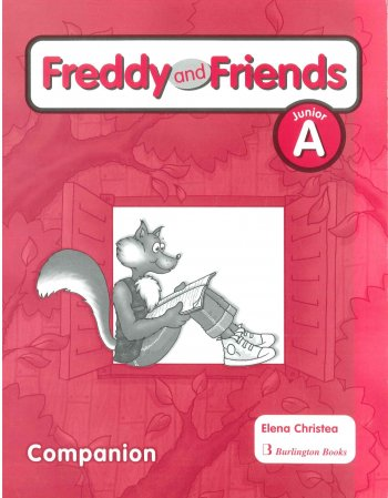 FREDDY AND FRIENDS JUNIOR A COMPANION