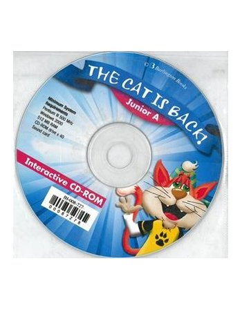 THE CAT IBACK JUNIOR A INTERACTIVE CD