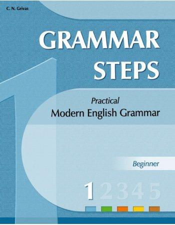 GRAMMAR STEPS 1  BEGINNER GRIVAS