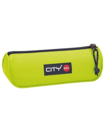 ΚΑΣΕΤΙΝΑ CITY ECLAIR LIME GREEN 1zip