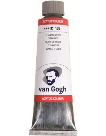 ΑΚΡΥΛΙΚΟ ΧΡΩΜΑ TALENS VAN GOGH 735 150ml OXIDE BLACK