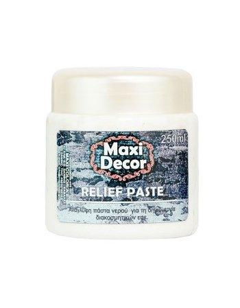 RELIEF PASTE MAXI DECOR 250ml