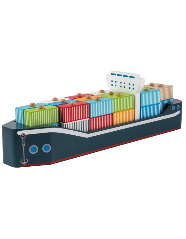 CONTAINER ΜΕ ΑΛΛΗΛΕΠΙΔΡΑΣΗ
