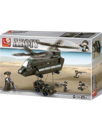 SLUBAN ARMY TRANSPORT HELICOPTER B6600