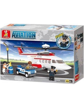 SLUBAN AVIATION HELICOPTER B0363