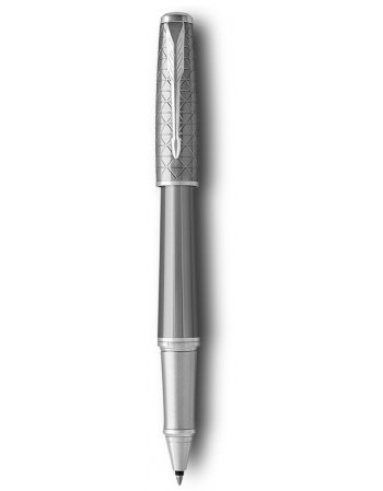 ΣΤΥΛΟ PARKER PREMIUM SILVER POWDERED ROLLERBALL CT