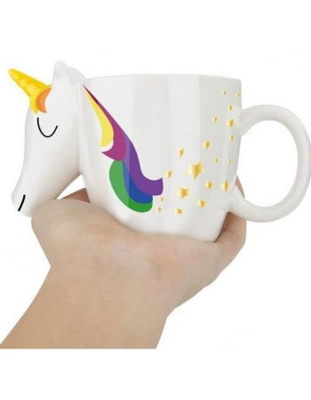 ΚΟΥΠΑ TOTAL GIFT CERAMIC UNICORN
