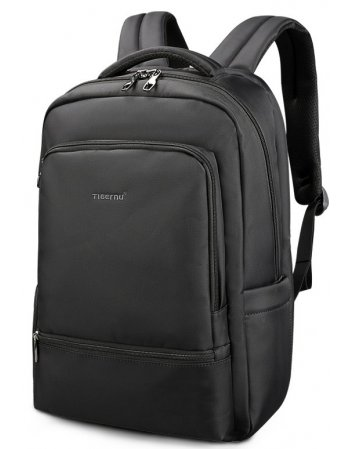 BACKPACK TIGERNU 3585 ΜΑΥΡΟ 15.6""