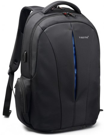 BACKPACK TIGERNU T - B3105 ΜΑΥΡΟ 15.6''