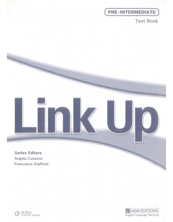 LINK UP PRE INTERMEDIATE TEST BOOK