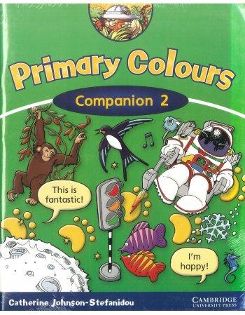 PRIMARY COLOURS 2 COMPANION