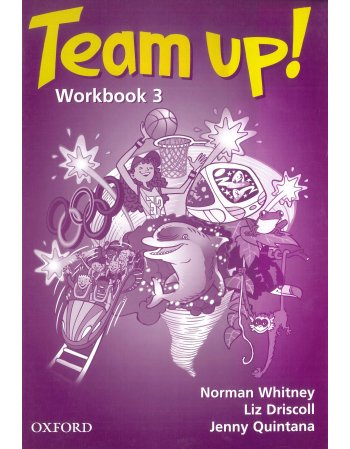 TEAM UP! WORKBOOK 3