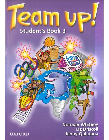 TEAM UP! STUDENT'S BOOK 3
