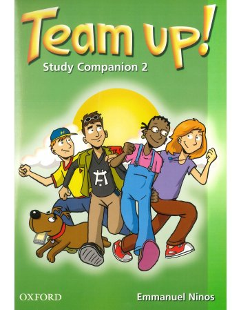 TEAM UP! STUDY COMPANION 2