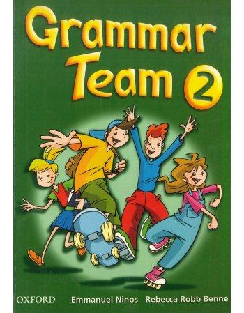 GRAMMAR TEAM 2