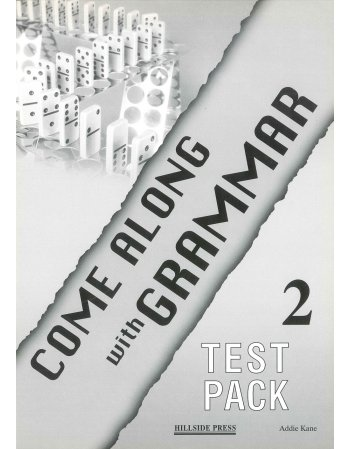 COME ALONG WITH GRAMMAR 2 TEST PACK