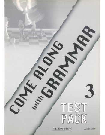 COME ALONG WITH GRAMMAR 3 TEST PACK