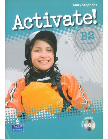 ACTIVATE B2 STUDY WORKBOOK + CD-ROM