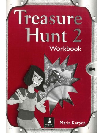 TREASURE HUNT 2 WORKBOOK