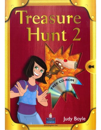 TREASURE HUNT 2 + CD-ROM
