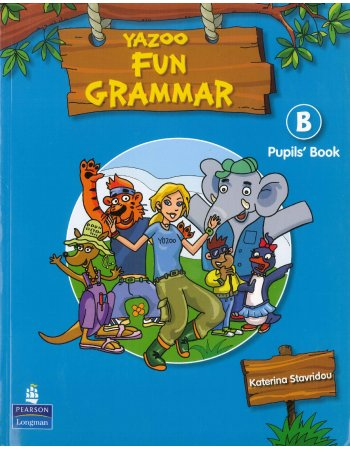YAZOO FUN GRAMMAR STUDENTS' BOOK