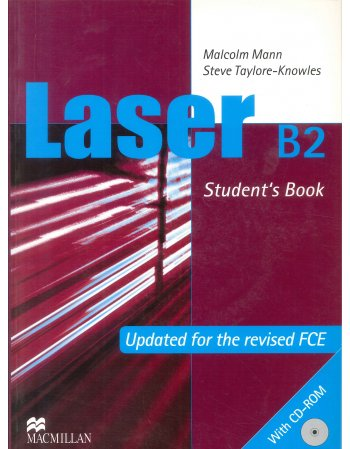 LASER B2 STUDENT'S BOOK + CD-ROM