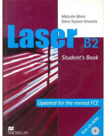 LASER B2 STUDENT'S BOOK + CD-ROM