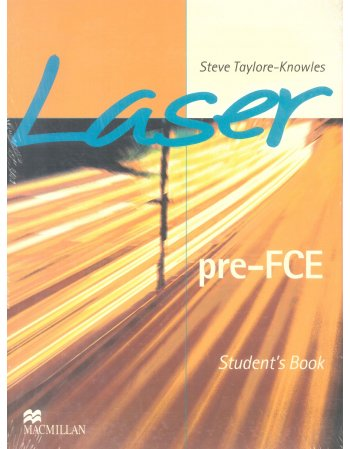 LASER PRE-FCE STUDENTS' PACK (STUDENTS' BOOK + GRAMMAR)