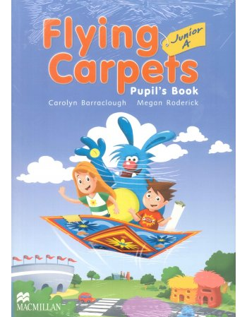 FLYING CARPETS STUDENT'S PACK (PUPIL'S + ACTIVITY BOOK)