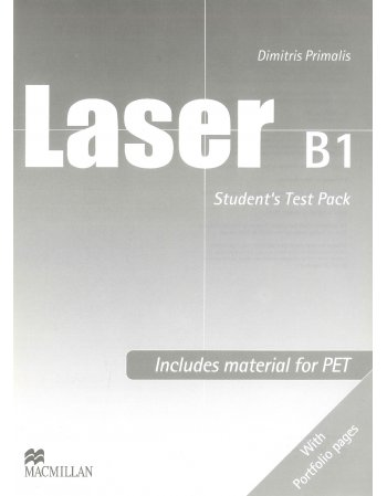 LASER B1 STUDENT'S TEST PACK
