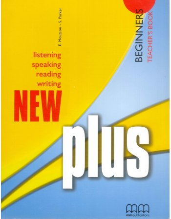 NEW PLUS BEGGINERS TEACHER'S BOOK
