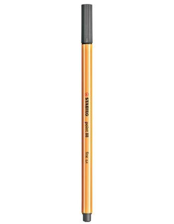 ΜΑΡΚΑΔΟΡΟΣ STABILO 0.4mm 88/96 ΣΚ.ΓΚΡΙ
