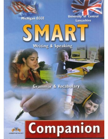 SMART STUDENTS' BOOK ECCE  - WRITING & SPEAKING - GRAMMAR...