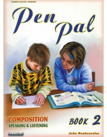 PEN PAL 2 COMPOSITION SPEAKING & LISTENING