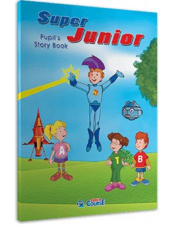 SUPER JUNIOR PUPIL'S STORY BOOK + 1 AUDIO CD & DVD S....