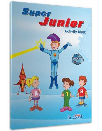 SUPER JUNIOR PRE JUNIOR (ACTIVITY BOOK)