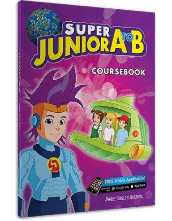 SUPER JUNIOR A & B (COURSEBOOK + IBOOK)