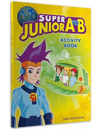 SUPER JUNIOR A&B ACTIVITY BOOK