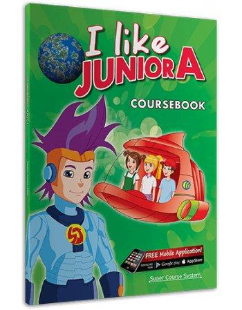 I LIKE JUNIOR A (ΠΑΚΕΤΟ ΜΕ IBOOK)