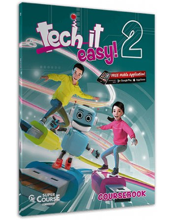 TECH IT EASY! 2 (ΠΛΗΡΕΣ ΠΑΚΕΤΟ ΜΕ IBOOK + CD)