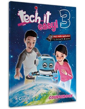 TECH IT EASY! 3 (ΠΛΗΡΕΣ ΠΑΚΕΤΟ + REVISION + CD)