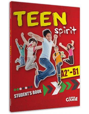TEEN SPIRIT A2+ - B1 (ΠΑΚΕΤΟ ΜΕ IBOOK + GRAMMAR)