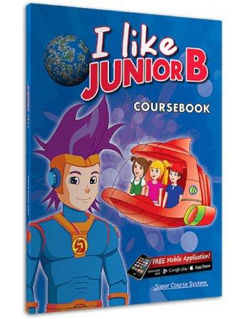 I LIKE JUNIOR B (ΠΑΚΕΤΟ ΜΕ IBOOK)