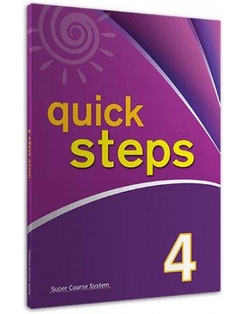 QUICK STEPS 4 + MP3 CD