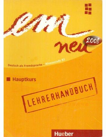 EM NEU 2008 HAUPTKURS LEHRHANDBUCH