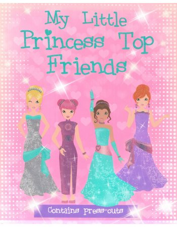 My little princess top - Friends