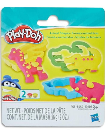 PLAY-DOH: ΠΛΑΣΤΕΛΙΝΕΣ NIGHT SKY SHAPES KIT (E1500)
